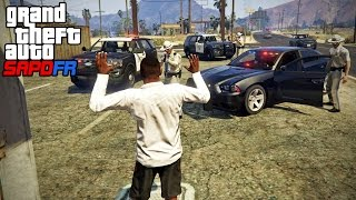GTA SAPDFR - DOJ 10 - Assaulting Civilians (Criminal)