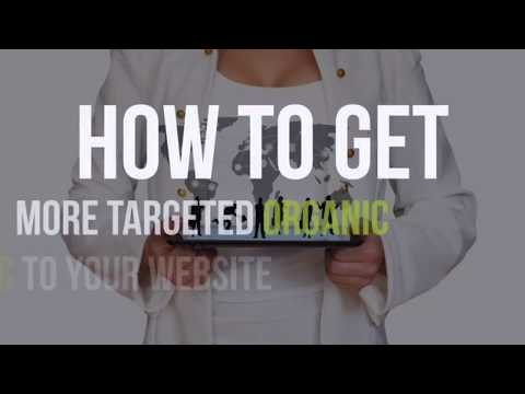 How to Get More Organic Traffic   Buy Targeted Organic Traffic   Keyword Targeted Web Traffic
