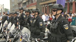Chinese, Italian Police Hold 2nd Round of Joint Patrol