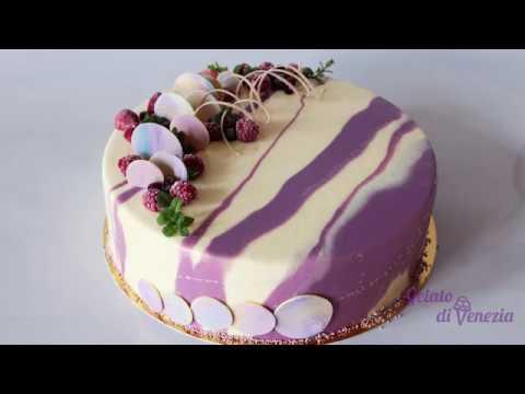 Make A Mirror Cake