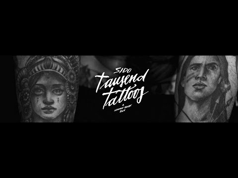 Sido - Tausend Tattoos (prod. by Djorkaeff & Beatzarre)