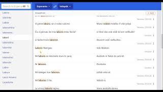 komparo Esperanto – Volapük