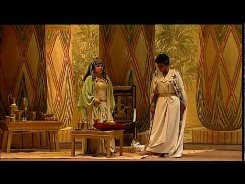 Fu La Sorte Del'arme - Dolora Zajick & Fiorenza Cedolins. San Carlo.1999 (from Verdi's Aida)