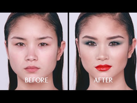 How to create The Rebel Makeup Look   Charlotte Tilbury