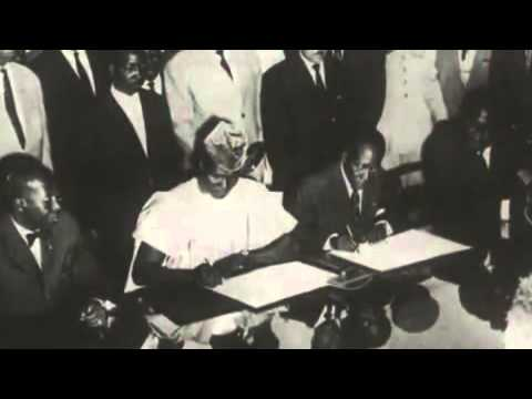 1960  la Fédération du Mali et l'indépendance du Sénégal