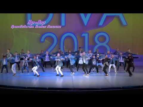 """Видео """"Отчетный концерт 02 июня 2018 года (взрослые) в Концертном зале отеля Санкт-Петербург"""". Hip-hop"""