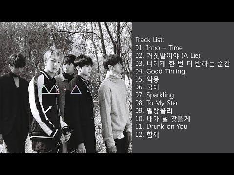 [Full Album] B1A4 (비원에이포) - GOOD TIMING [Album]