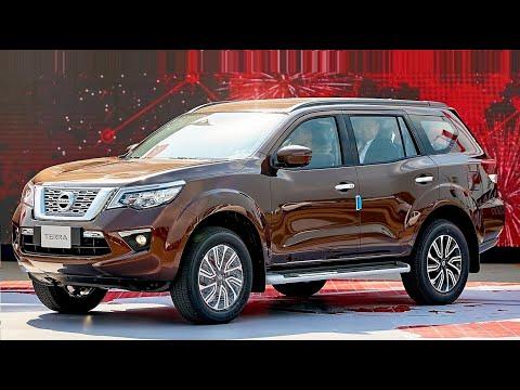 2020 Nissan Terra Premium 7 Seater Suv Launch India Interior Exterior Price Specifications Youtube