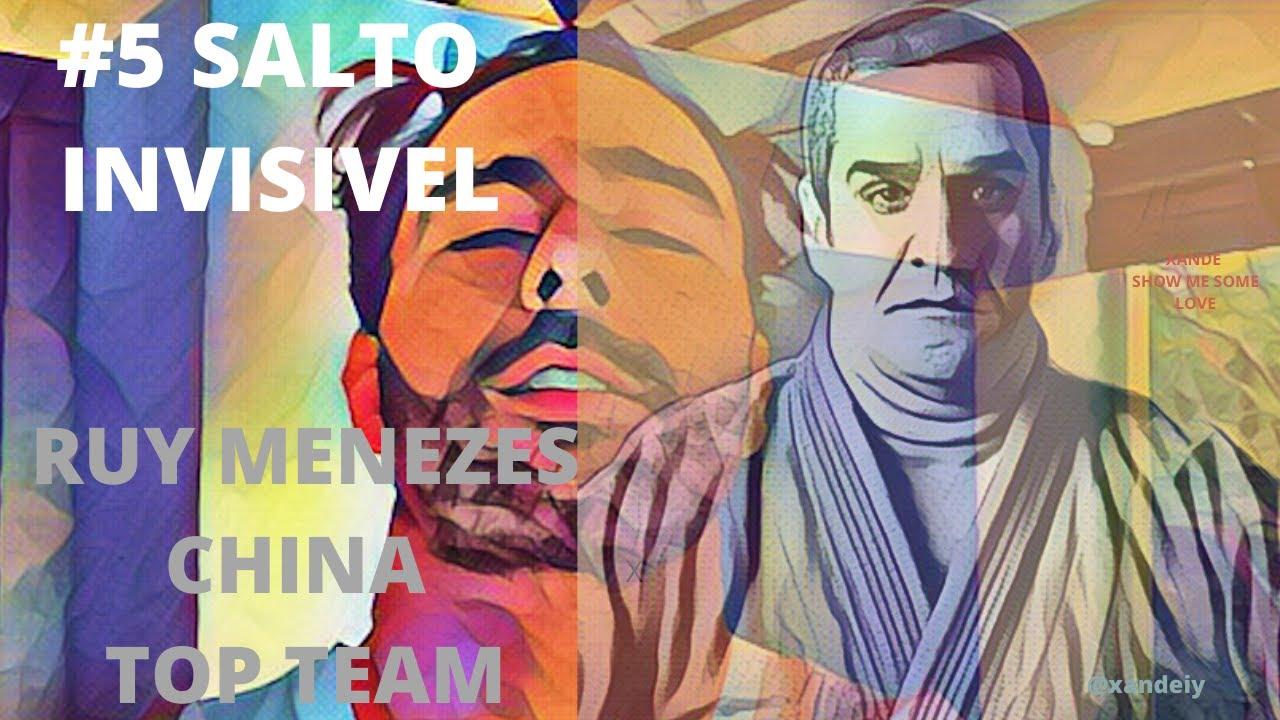 #5 Salto Invisivel - Ruy Menezes/China Top Team Head Coach/ Carlson Gracie Jr