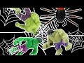 Attack of Insect Bugs! Help Hulk ~ The appearance of a powerful Hulk #hulk #pjmask #insects