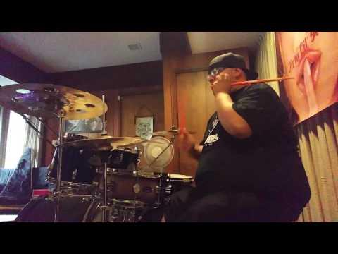 Darling Nikki (Prince Cover) Drum Cam