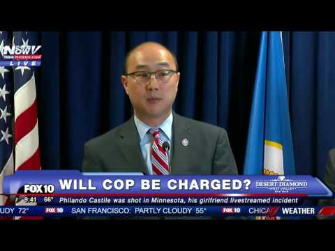 FULL PRESS CONFERENCE: Philando Castile Shooting - Officer Yanez Facing Manslaughter Charges - FNN