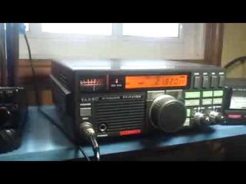 Mayday relay en 2182 Khz