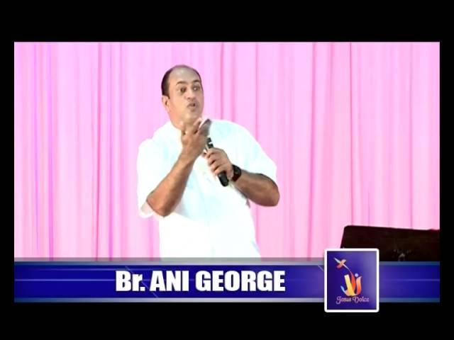 Br.Ani George - Jesus Voice 20.09.2016
