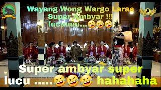 Download lagu Wayang Wong Wargo Laras dan Alm. Ki Seno Nugroho ( Kenangan Terindah,Terlucu super Ambyar)