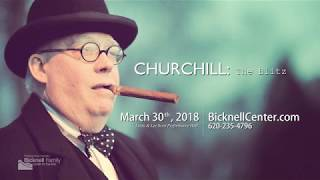 Churchill the Blitz @ Pittsburg State University