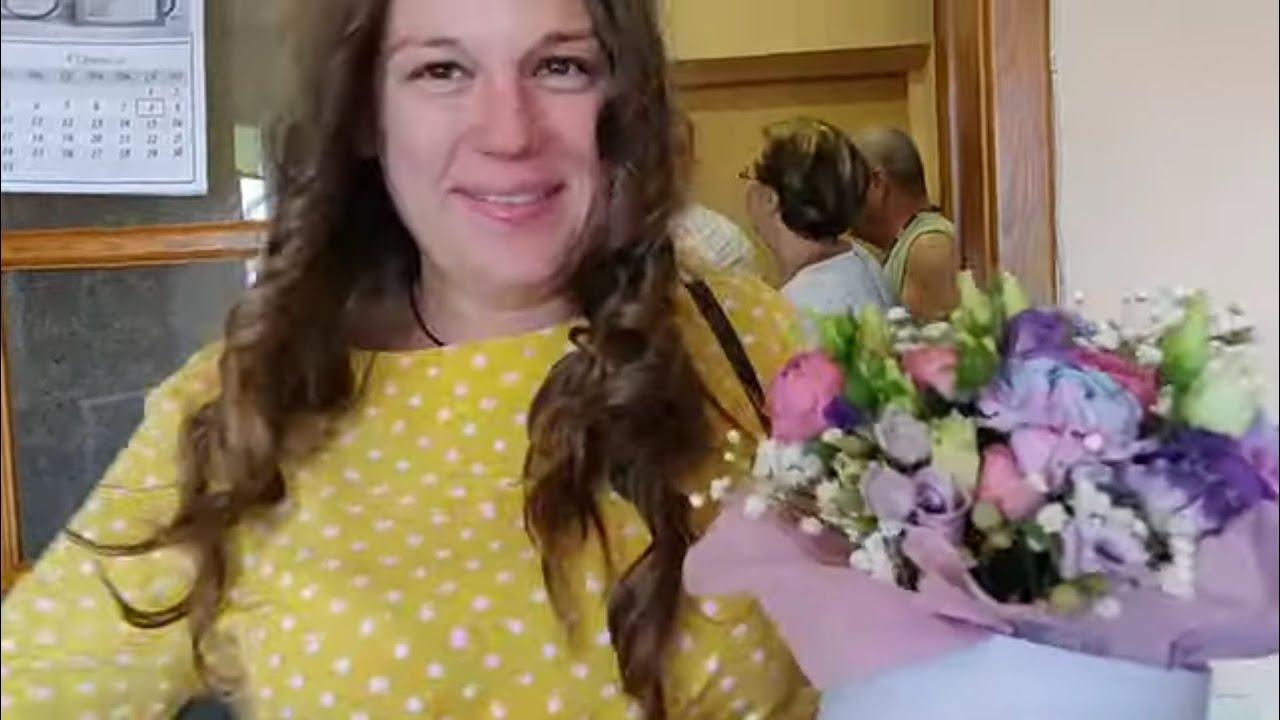 Сюрприз от семьи Сытников🌻Подарок на День Рождения