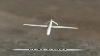 Grand Forks To Train Predator Pilots