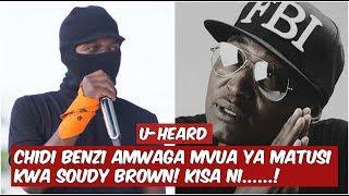 U-HEARD: Chidi Benz Amtukana Matusi ya Nguoni Soudy Brown Kisa kumpigia Simu!