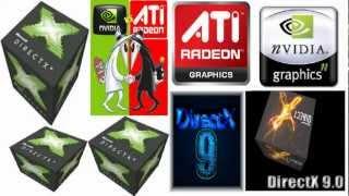 descargar e instalar directx9 (necesario para poder jugar)