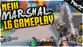 BLACK OPS 3 - NEW MARSHAL 16 HAND CANNON WEAPON GAMEPLAY! NEW HAND CANNON IN BLACK OPS 3 (BO3 DLC)