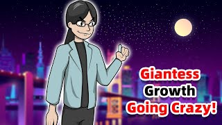 Giantess Growth Going Crazy! Angry Giantess Causes Citywide Giant Hunt.