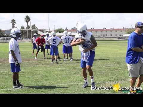 Las Cruces High School 2014 football preview