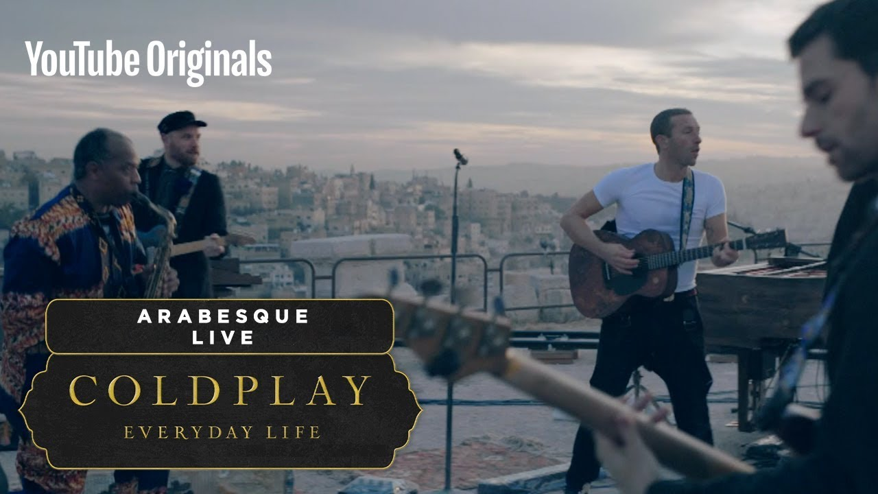 Download Coldplay  - Arabesque (Live In Jordan)