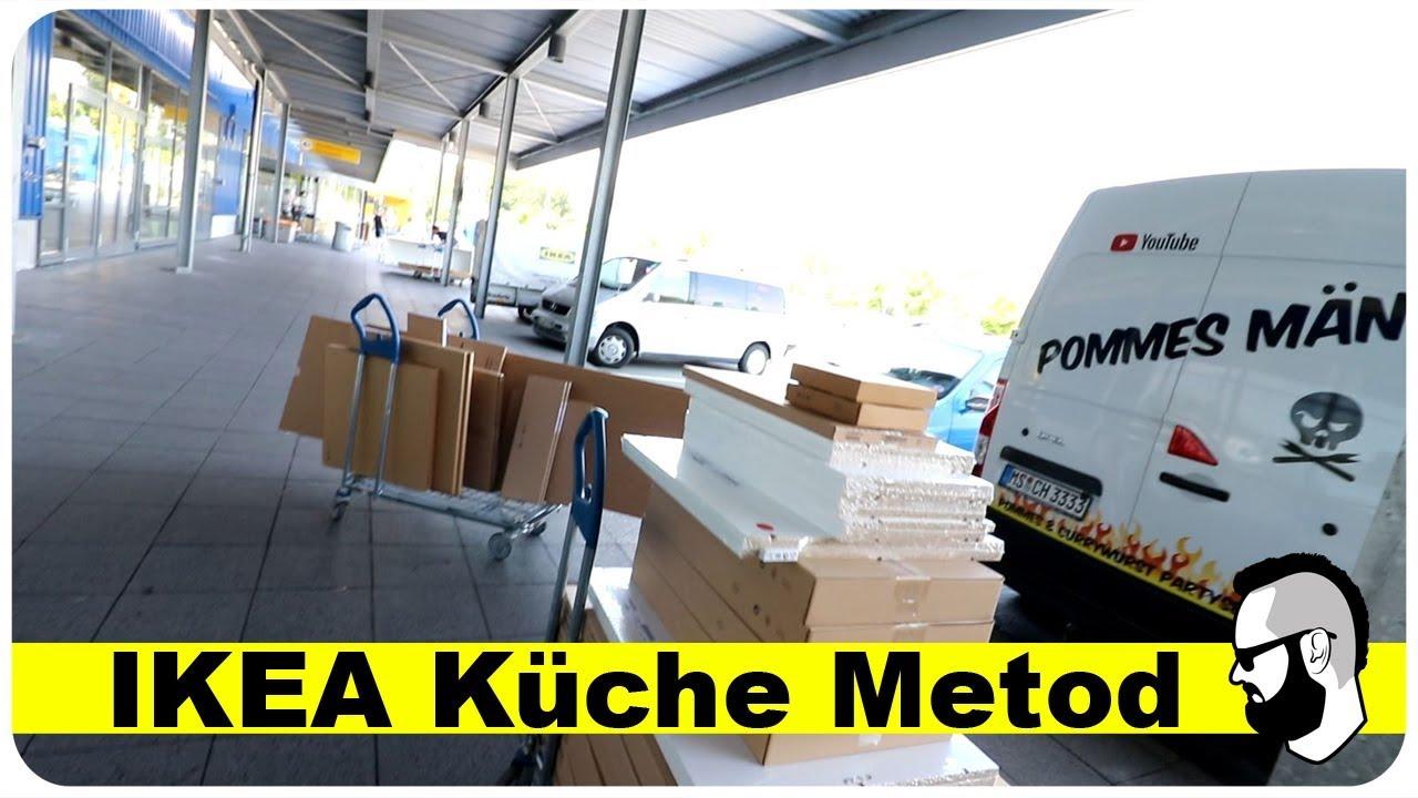 Ikea küche video höhe dunstabzugshaube arbeitsplatte höhe