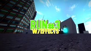 ROBLOX Parkour - Run#3 W/Effects