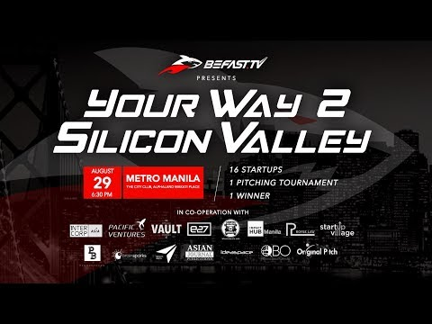 Your Way 2 Silicon Valley #YW2SV - BeFast.TV Manila
