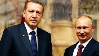 Эрдоган попросил Запад заткнуться и не лезть в дела Турции с Россией!