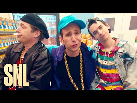 The Grocery Rap - SNL