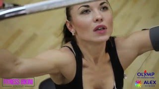 Fitness Motivation - Russian Bikini Fitness - 2016 - бикиняши -тренинг бикини