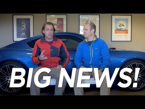 Big News! - The Future of Everyday Driver