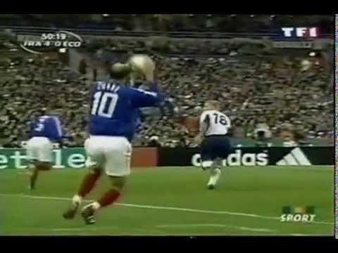 YouTube   Zidane ★ All in the touch   Avec la France