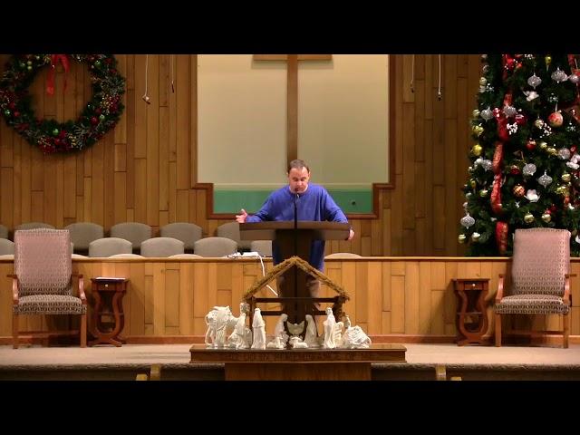 Sun PM Jan 10, 2021 - We Need to Follow Jesus - Mt. Carmel Demorest