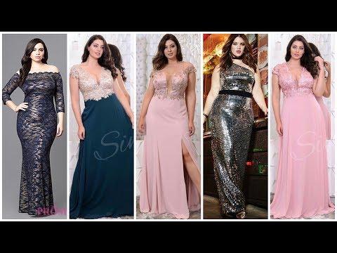 Vestidos De Moda Elegantes Para Gorditas Vestidos De Noche