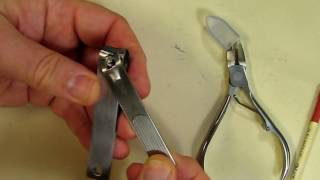 TOP TENG® Toenail Clippers/Nail Nipper Set for Thick and Ingrown Toenails
