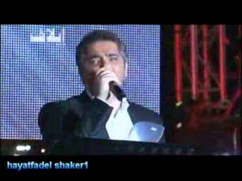 فضل شاكر مونتاج ليالي دبي 2012