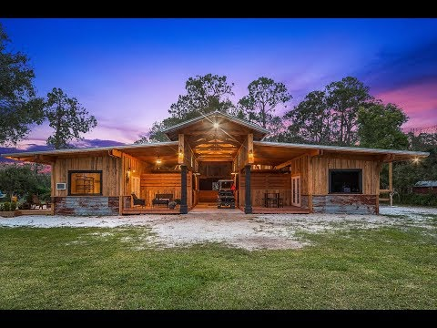 Equestrian Property For Sale - 498 E Road Loxahatchee Groves, Florida