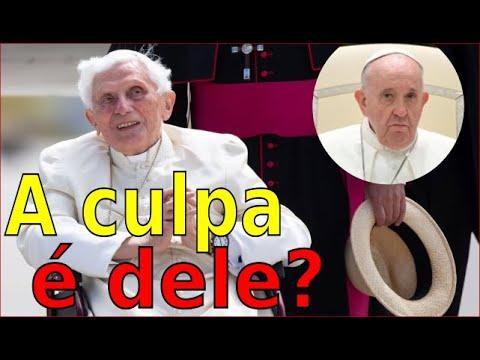 A CULPA È DO BENTO XVI ?