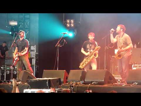 Failing Flailing, by Streetlight Manifesto (@ Groezrock, 2011)