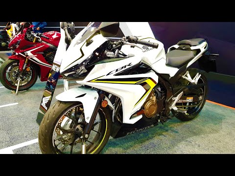 10 New Honda Motorcycles At The  Brussels Motor Show 2019