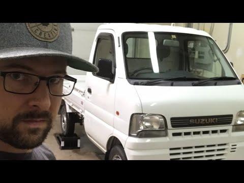 Mini Truck Q&A *Jan. 24, 2018 Live Stream*