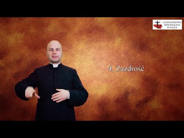 Modlitwy migane - 7 grzechów głównych
