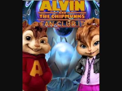Alvin & Brittany: Sarai
