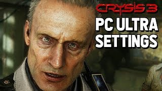 Crysis 3 Gameplay German ULTRA PC Settings - Ich bin dein Vater