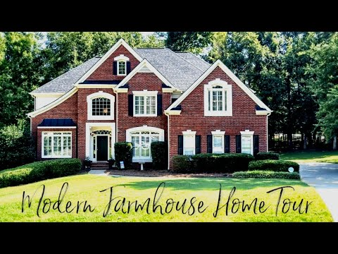 MODERN FARMHOUSE HOME TOUR 2019