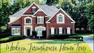 MODERN FARMHOUSE HOME TOUR 2019